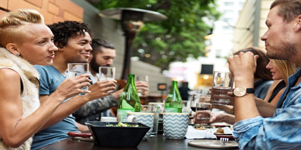 Top trends in the UK eating out scene