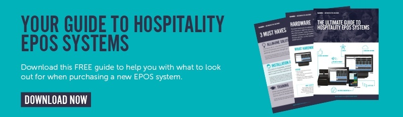 Your guide to hospitality EPOS systems