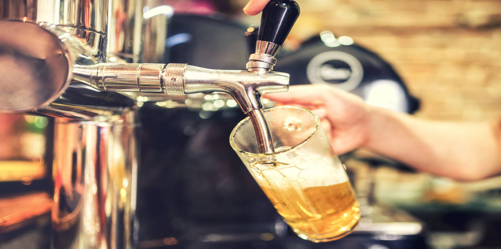 Customers expect a perfect pint every time