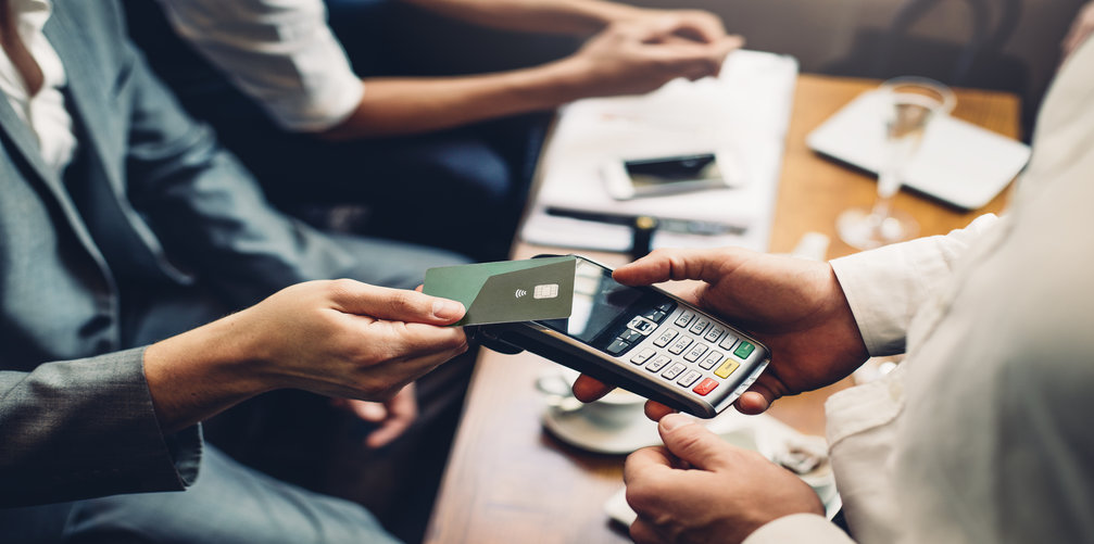 The rise of contactless payment